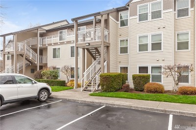 Snohomish County Condo/Townhouse For Sale: 12303 Harbour Pointe Blvd #S303