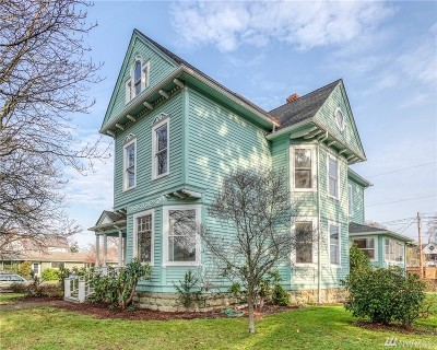 Bellingham Single Family Home Sold: 2130 Utter St
