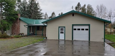 Bellingham Single Family Home For Sale: 1334 Marine Dr