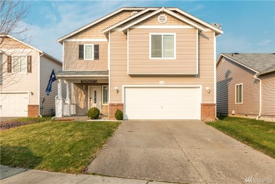 Spanaway Single Family Home For Sale: 2129 178th St Ct E