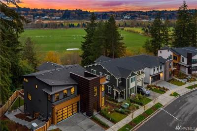 Redmond Single Family Home For Sale: 11769 155th Ave NE