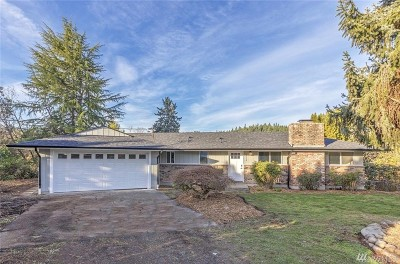 Single Family Home For Sale: 1424 Old Military Rd SE