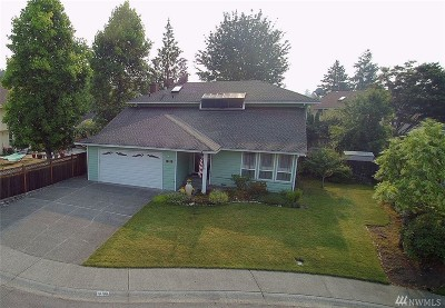 Renton Single Family Home For Sale: 18108 150th Ct SE