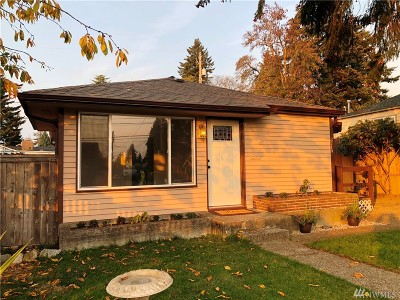 Tacoma Single Family Home For Sale: 3719 S 12th St