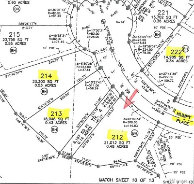 Mount Vernon Residential Lots & Land For Sale: Dolphin Lane