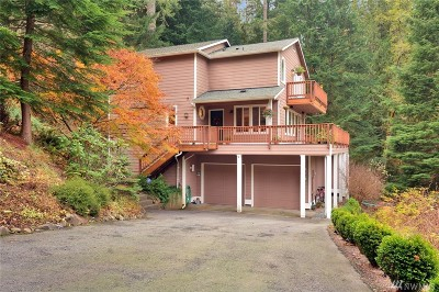 North Bend WA Single Family Home For Sale: $625,000