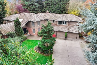 Clyde Hill Single Family Home For Sale: 2315 85th Place NE