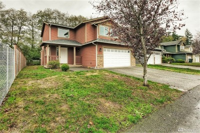 Tacoma WA Single Family Home For Sale: $314,950