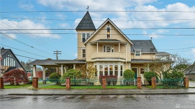 Snohomish Single Family Home For Sale: 119 Cedar Ave