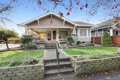 Auburn WA Single Family Home For Sale: $474,950