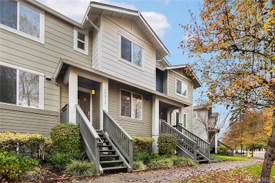 Kirkland Condo/Townhouse For Sale: 12313 NE 109th Place #11-46