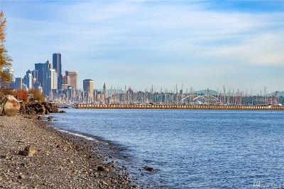 Seattle Residential Lots & Land For Sale: 17 Tidelands 2225039038
