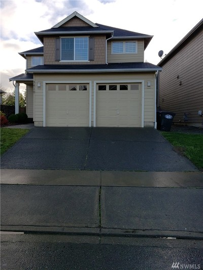 Lacey Single Family Home For Sale: 3810 Steinerberg St SE