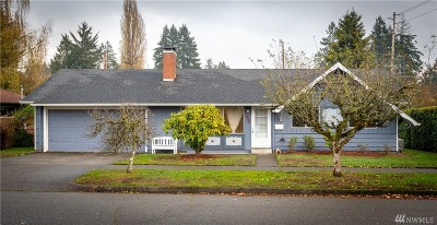 Olympia Single Family Home For Sale: 830 Cushing St SW