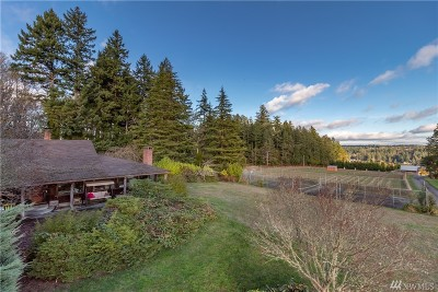 Gig Harbor Single Family Home For Sale: 4905 19th St Ct NW