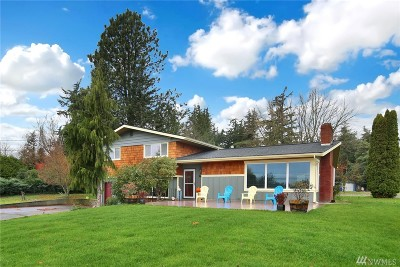Lynden Single Family Home For Sale: 194 E Wiser Lake Rd