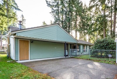 Covington Single Family Home For Sale: 19241 SE 268th St