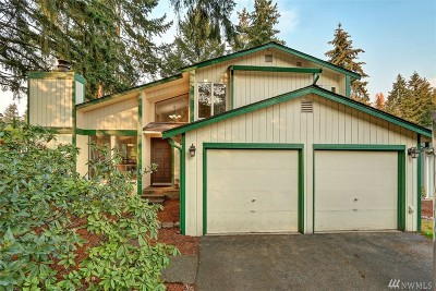 Puyallup Single Family Home For Sale: 9705 161st St Ct E