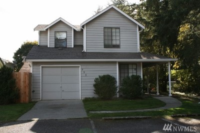 Lacey Single Family Home For Sale: 595 Malibu St SE