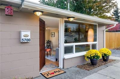 Shoreline Single Family Home For Sale: 5700 241st St SW