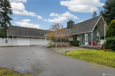 Skagit County Single Family Home For Sale: 20480 Comet Lane