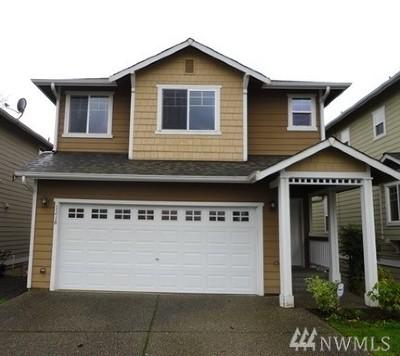 Lake Stevens Single Family Home For Sale: 1218 84th Ave SE