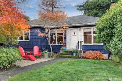 Seattle Single Family Home For Sale: 7321 48th Ave NE