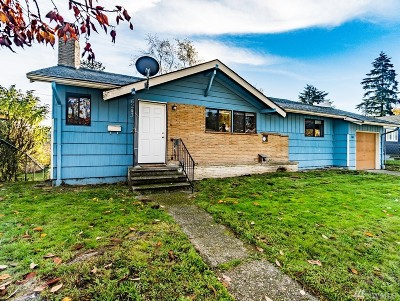 Seattle Single Family Home For Sale: 6243 S Fountain St