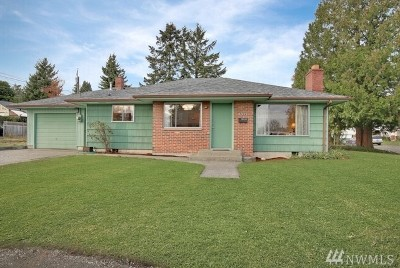 Tacoma Single Family Home For Sale: 5124 S Pine St