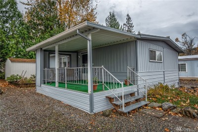 Whatcom County Mobile Home For Sale: 1200 Lincoln St #441