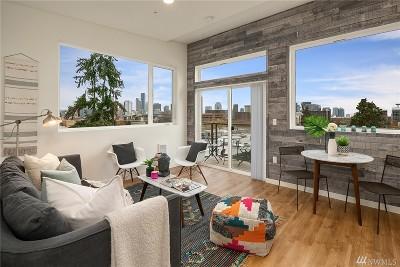 Seattle WA Condo/Townhouse For Sale: $439,950