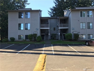 Federal Way Condo/Townhouse For Sale: 33015 18th Place S #F102