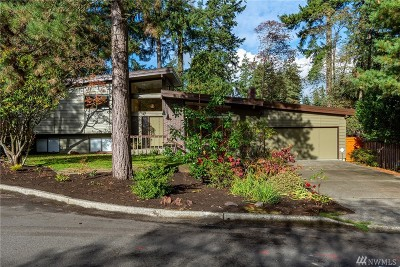 Shoreline Single Family Home For Sale: 426 N 156th