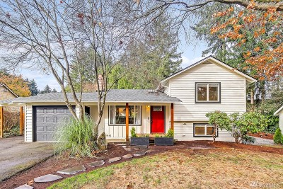 Kirkland Single Family Home For Sale: 9846 NE 128th St