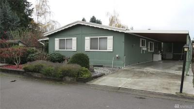 Auburn Mobile Home For Sale: 1402 22nd St NE #411