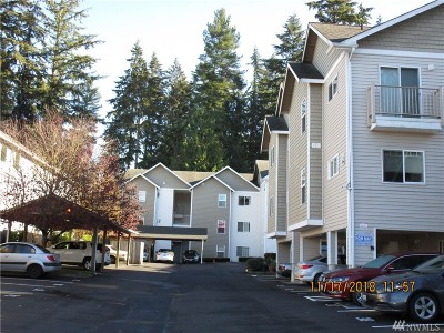 Everett Condo/Townhouse For Sale: 5809 Highway Place #B204