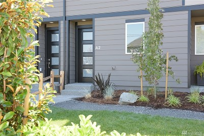 Lynnwood Single Family Home For Sale: 3230 148th St SW #G-4