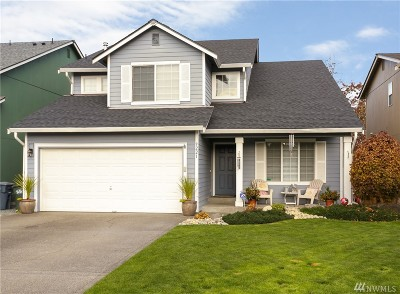 Puyallup Single Family Home For Sale: 9221 188th St E