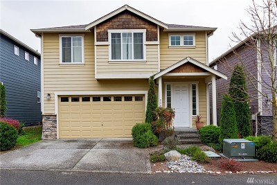 Lynnwood Single Family Home For Sale: 205 209th Place SW #6