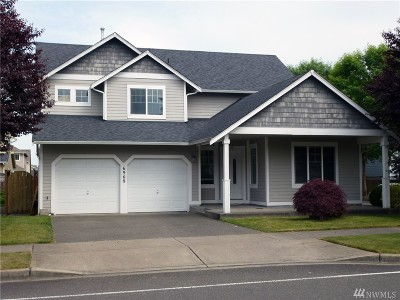 Lacey Single Family Home For Sale: 6968 Radius Lp SE