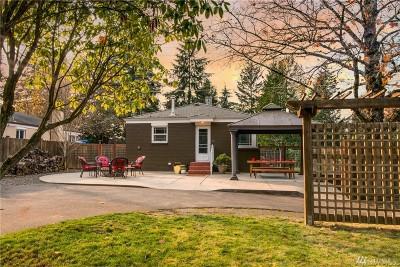 Shoreline Single Family Home For Sale: 16626 15th Ave NE