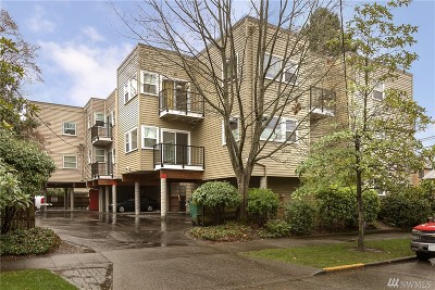 Seattle Condo/Townhouse For Sale: 4530 Meridian Ave N #S-9