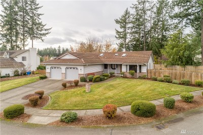 Lacey Single Family Home For Sale: 3423 Mercedes Dr NE