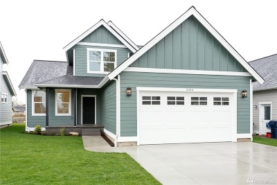 Lynden Single Family Home For Sale: 2256 Shea St