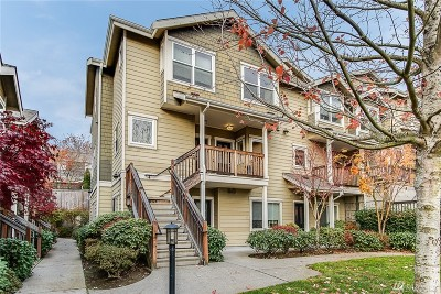 Seattle WA Condo/Townhouse For Sale: $375,000