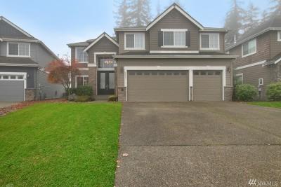Thurston County Single Family Home For Sale: 8837 Ellsworth Ct NE