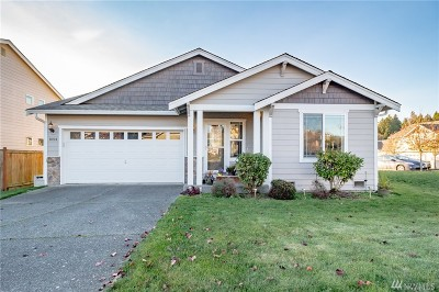 Snohomish Single Family Home For Sale: 1024 Kendall Ct