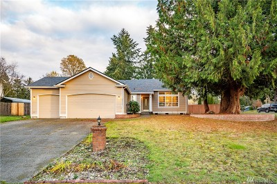 Roy Single Family Home For Sale: 29317 80th Ave S