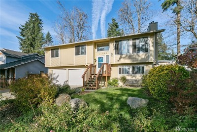 Single Family Home For Sale: 21326 SE 270th St