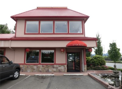 Kenmore Commercial For Sale: 6312 NE Bothell Way